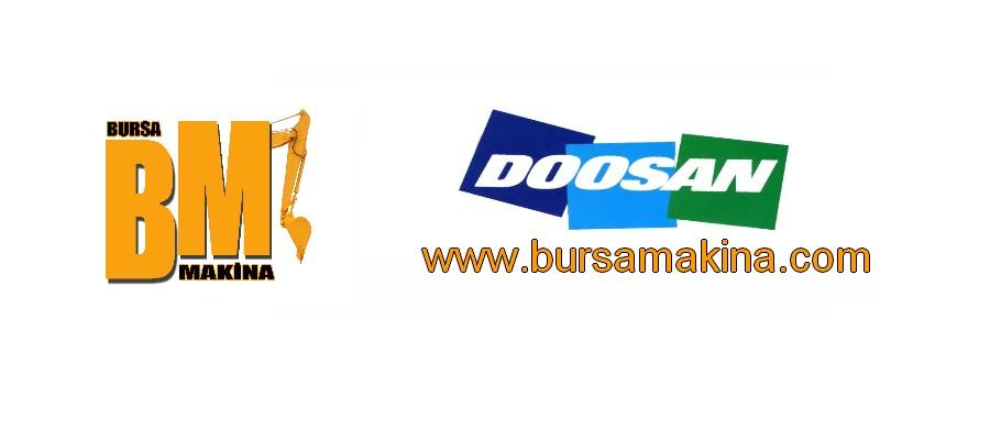 Doosan yedek parça